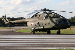 Mi-8 Polish Air Force - 6107