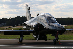 Hawk T.2 Royal Air Force - ZK025