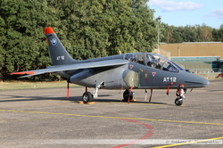 Alphajet Belgian Air Force - AT12